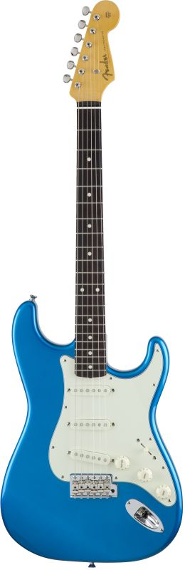 Fender フェンダー Made in Japan Traditional '60s Stratocaster , Rosewood, Candy Blue [5359600360] (エレキギター/ストラトキャスター)【国産・日本製】【送料無料】