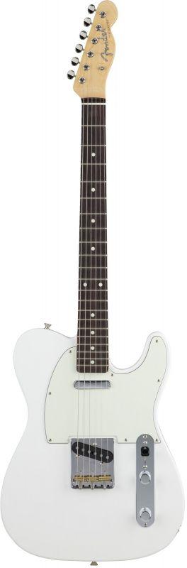 Fender フェンダー MADE IN JAPAN HYBRID 60S TELECASTER Arctic White【5651600380】(エレキギター/テレキャスター)【国産・日本製】【フェンダー ジャパン】【送料無料】