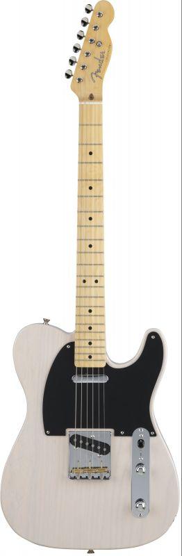 Fender MADE IN JAPAN HYBRID 50S TELECASTER US Blonde【5655002367】【お取り寄せ商品】【フェンダー】【メイド・イン・ジャパン・ハイブリッド】【テレキャスター】【送料無料】