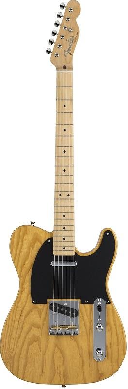 Fender MADE IN JAPAN HYBRID 50S TELECASTER Vintage Natural【5655002307】【フェンダー】【メイド・イン・ジャパン・ハイブリッド】【テレキャスター】【送料無料】