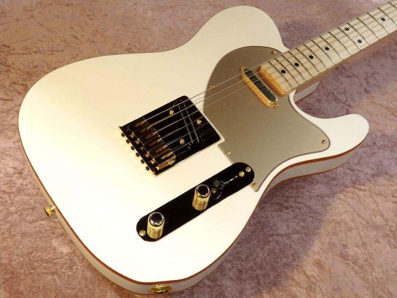 Fender Japan Fender SCANDAL シグネーチャー HARUNA TELECASTETR【スキャンダルモデル】【ハル姉モデル】【送料無料】
