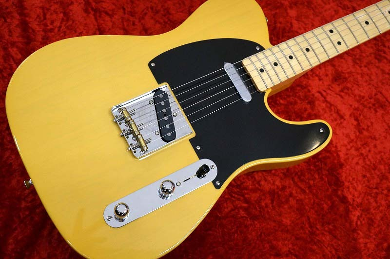 Fender Japan MIJ 2018 Limited Collection 50s Telecaster, , Butterscotch Blonde【フェンダー】【日本製】【テレキャスター】