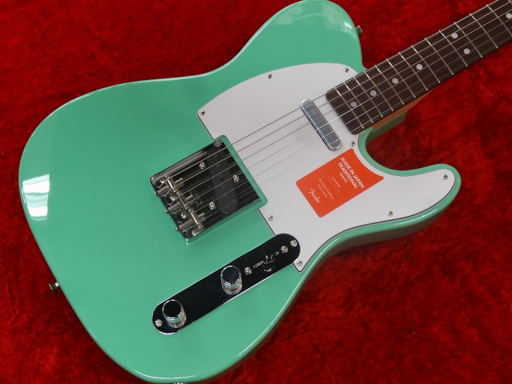 Fender Japan MADE IN JAPAN TRADITIONAL 70S TELECASTER® ASH SFG