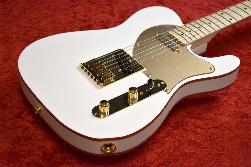 Fender JapanSCANDAL シグネーチャー HARUNA TELECASTETR 【スキャンダルモデル】【ハル姉モデル】#JD18003154