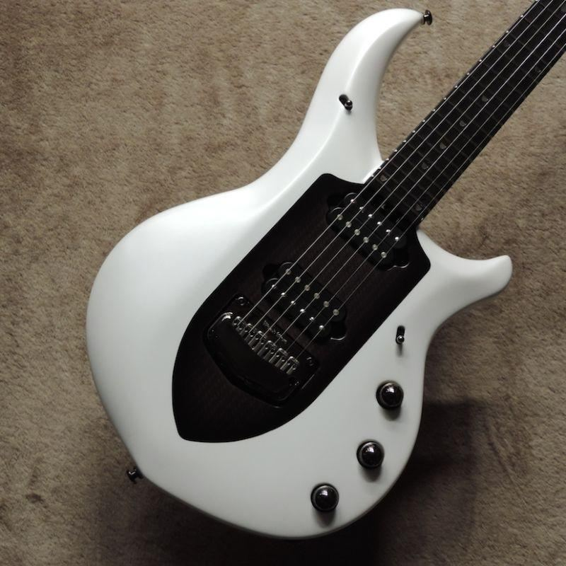 MUSIC MAN Majesty 6 【Glacial Frost】近日入荷予定!ご予約受付中!