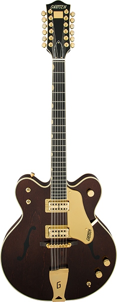 GretschG6122-6212 VS Vintage Select Edition '62 Chet Atkins® Country Gentleman® 12-String【お取り寄せ商品】【グレッチ】【チェット・アトキンス】【カントリージェントルマン】【12弦】【送料無料】