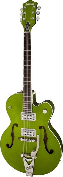 GretschG6120SH Brian Setzer Hot Rod / Green Sparkle【お取り寄せ商品】【グレッチ】【ホットロッド】【ブライアン・セッツァー】【送料無料】