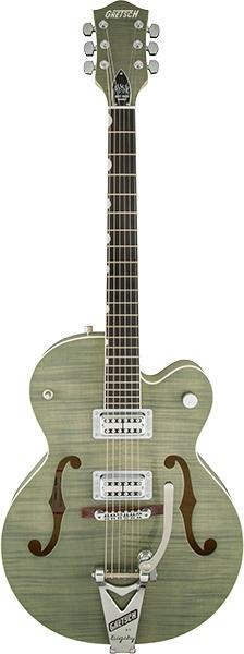 GretschG6120SH Brian Setzer Hot Rod / Highland Green 2-Tone【お取り寄せ商品】【グレッチ】【ホットロッド】【ブライアン・セッツァー】【送料無料】
