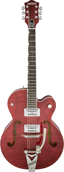 GretschG6120SH Brian Setzer Hot Rod / Roman Red 2-Tone【お取り寄せ商品】【グレッチ】【ホットロッド】【ブライアン・セッツァー】【送料無料】