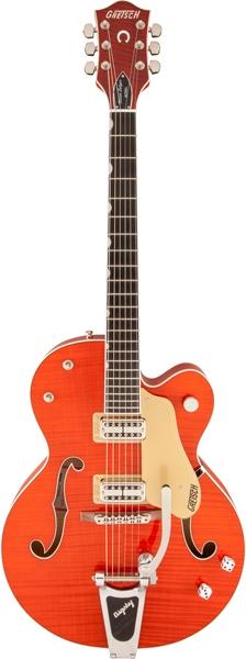 GretschG6120SSU Brian Setzer Nashville / Orange【お取り寄せ商品】【グレッチ】【ナッシュビル】【シングルカット】【ブライアン・セッツァー】【送料無料】