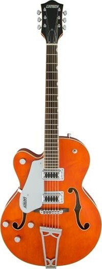Gretsch ElectromaticG5420LH Electromatic® Hollow Body Single-Cut Left-Handed Orange Stain【お取り寄せ商品】【グレッチエレクトロマチック】【エレマチ】【レフティー、左利き用】【送料無料】