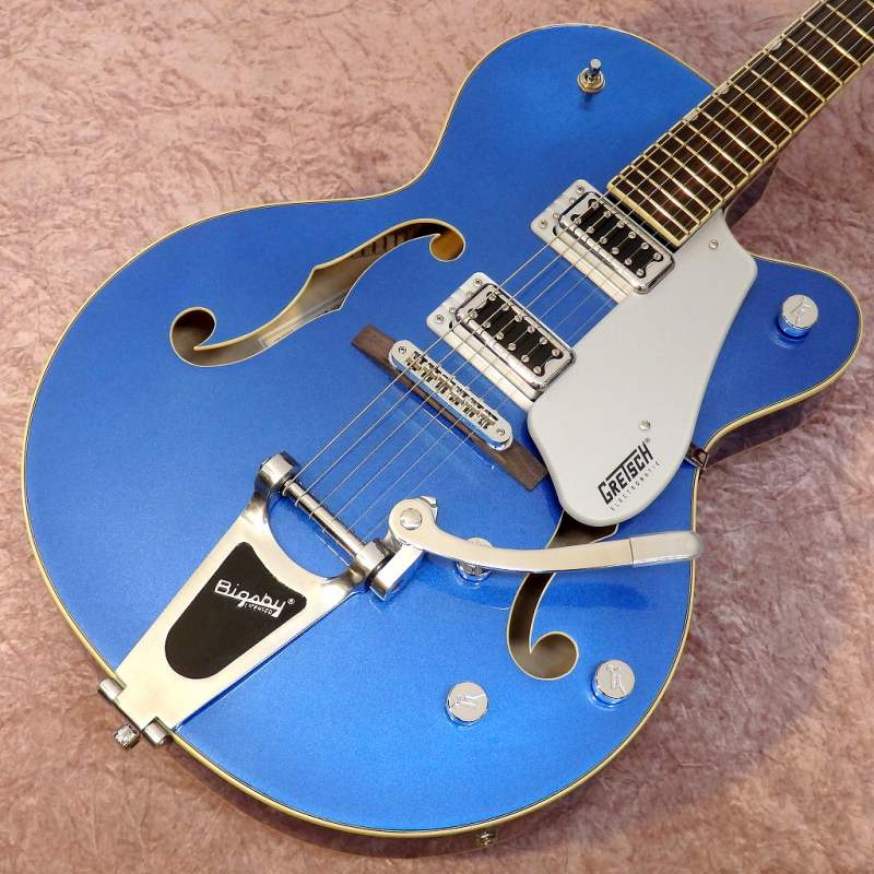 G5420T Electromatic Hollow Body Single-Cut with Bigsby-Fairlane Blue-
