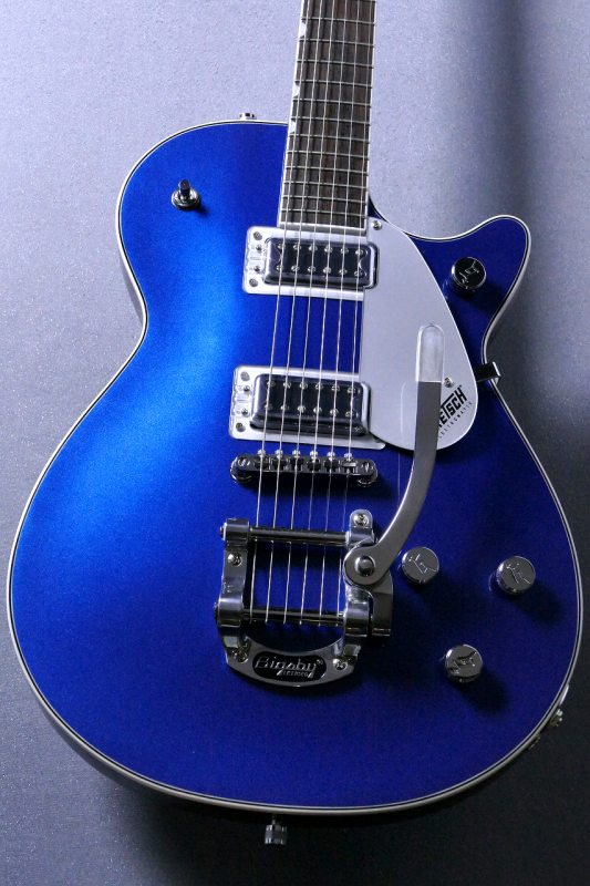 Gretsch G5230T Electromatic Jet FT Single-Cut with Bigsby Aleutian Blue【グレッチ】【ジェット】【シングルカット】【ビグスビー】