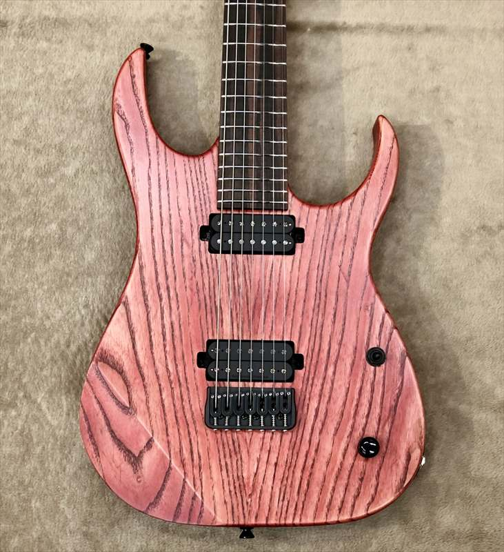 Strictly 7 Guitars Cobra JS7 OL Red Oil【Made In Japan】ジェント、メタル系ギタリスト必見!