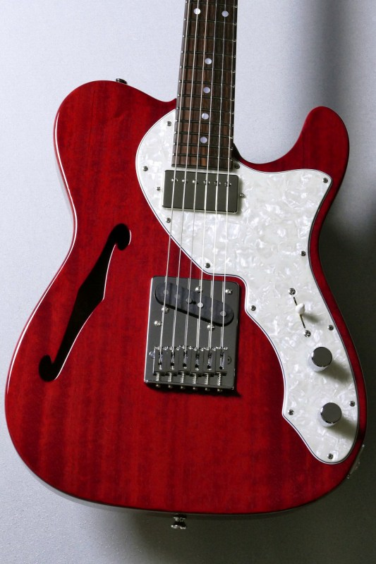 FREEDOM CUSTOM GUITAR RESEARCH RED PEPPER #19010090【超軽量個体2.76Kg!】【フリーダム】【レッドペッパー】