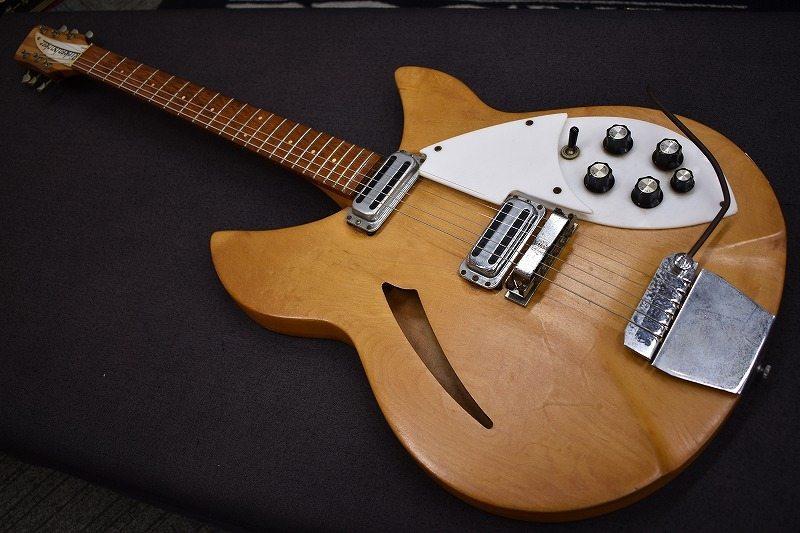 Rickenbacker 【Vintage】345 1966年製【中古・USED】【ヴィンテージ】【リッケンバッカー】