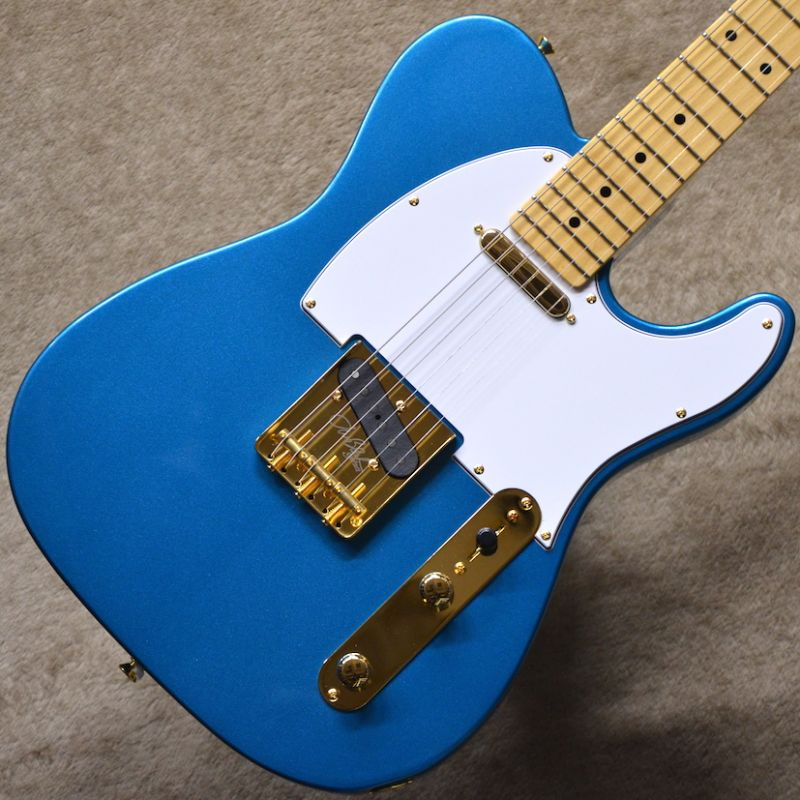 J.W.Black Guitars JWB-JP T ~Lake Placid Blue~ #170095 【3.72kg】【J.ブラック】【テレキャスター】【国産・日本製】【送料無料】