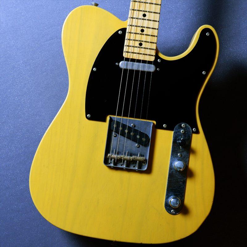 J.W.Black Guitars JP-S Light AgedButterscotch Blonde- #【リニューアルモデル!】【Jブラック】【テレキャスター】【エイジド】【レリック】