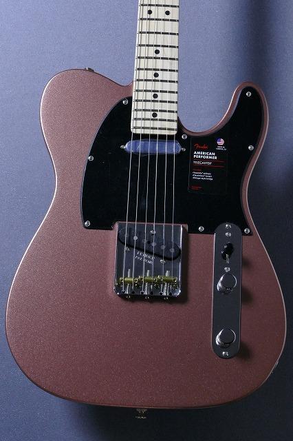 Fender American Performer Telecaster - Penny / MN- [#US19009129][3.48kg]