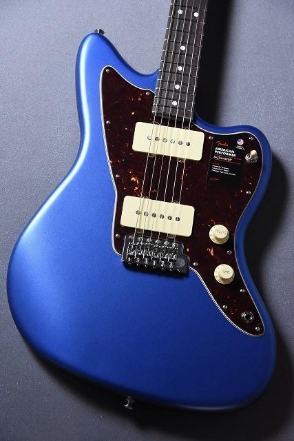 Fender American Performer Jazzmaster - Satin Lake Placid Blue / RW- [#US19010179][3.80kg]【フェンダー】【アメリカンパフォーマー】【ジャズマスター】