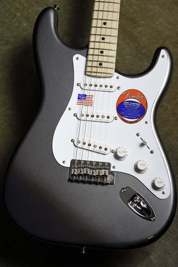 Fender Eric Clapton Stratocaster -Pewter- [US18006474][3.61kg]