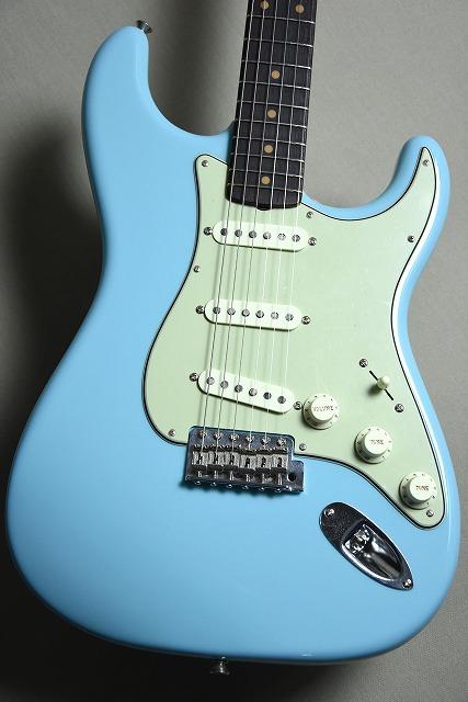 Fender Custom Shop Vintage Custom 1959 Stratocaster N.O.S -Daphne Blue- [3.45kg]【カラーオーダー】