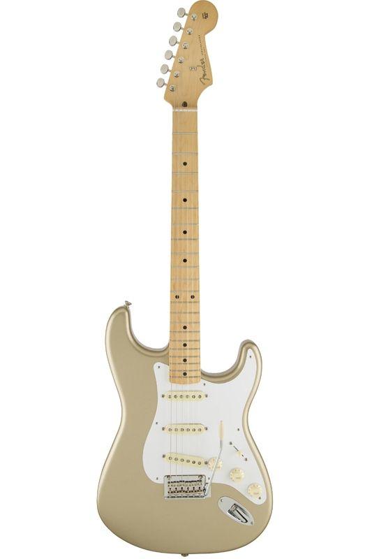 【次回入荷分予約受付中】Fender Mexico Classic Player '50s Stratocaster Shoreline Gold 【フェンダーメキシコ】【ストラトキャスター】【送料無料】