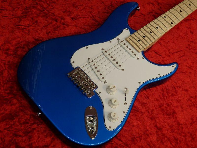 Greco グレコ WS-STD (Blue / Maple) 【国産・日本製】【ストラトキャスター】【送料無料】