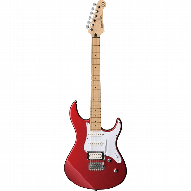 YAMAHA ヤマハ PACIFICA 112VM (RM)【パシフィカ】【エレキギター】【メイプル指板】【送料無料】【メーカー在庫稀少品】