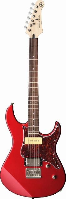 YAMAHA ヤマハ PACIFICA 311H (RM)【パシフィカ】【エレキギター】【フロントP-90搭載】【コイルタップ】【送料無料】【メーカー在庫稀少品】