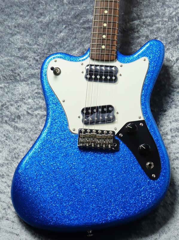 お気軽にお問い合わせ下さい Fender 数量限定 激安通販専門店 3.51kg Made 高級品 in Japan Super-Sonic Limited #JD21015708 お茶の水駅前店 Sparkle- -Blue