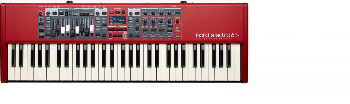 Nord(Clavia) Nord Electro 6D 61【新着入荷!!】【送料無料】