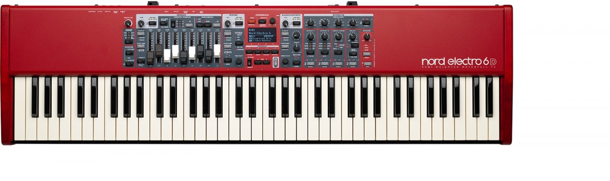 Nord(Clavia) Nord Electro 6D 73【新着入荷!!】【送料無料】