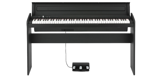 KORG LP-180 BK(ブラックカラー)【送料無料】【プレゼント特典あり】