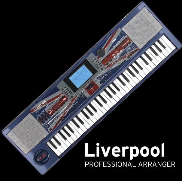 KORG Liverpool【PROFESSIONAL ARRANGER】【送料無料】