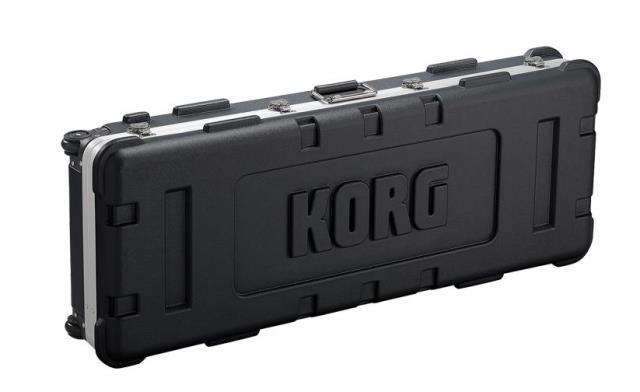 KORG HC-KRONOS2 61 BLK (KRONOS 2 61用ハードケース、キャスター付き)【HARD CASE】【送料無料】