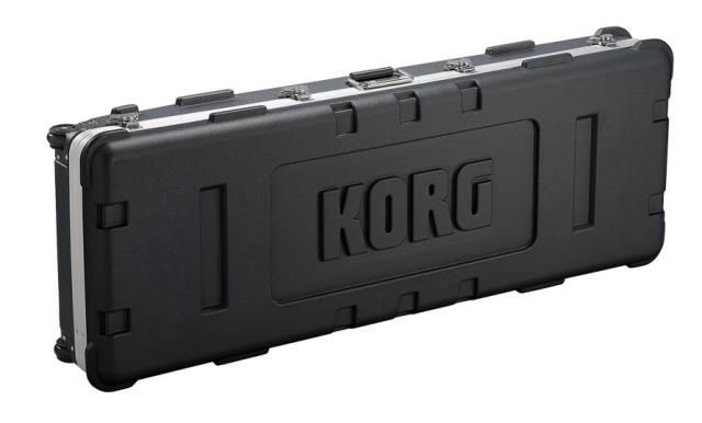 KORG HC-KRONOS2 73 BLK (KRONOS 2 73用ハードケース、キャスター付き)【HARD CASE】【送料無料】