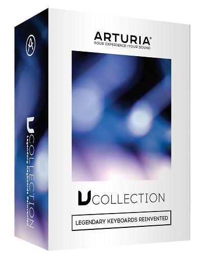 ARTURIA V Collection 5【正規輸入品】【送料無料】
