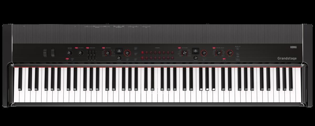 KORGGrandstage GS1-88 ステージピアノ【コルグ】【ステージピアノ】【88鍵】 【送料無料】