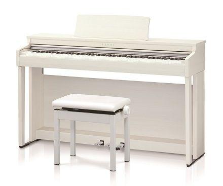 KAWAI CN27A 【プレミアムホワイトメープル】【高低自在椅子&ヘッドフォン付属】【河合楽器・カワイ】【電子ピアノ・デジタルピアノ】【送料無料】
