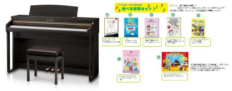 【高低自在椅子&ヘッドフォン付属】KAWAI CA48R【ローズウッド調】【河合楽器・カワイ】【電子ピアノ・デジタルピアノ】【お得な選べる楽譜セット!】【送料無料】