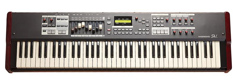HAMMOND (SUZUKI) SK1-73 【73鍵盤】【ハモンド オルガン】【ステージキーボード】【送料無料】