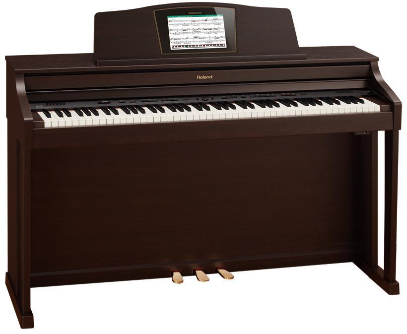 タイムセール【高低自在椅子&ヘッドフォン付属】Roland ローランド HPI50e-RWS(ローズウッド調仕上げ)【10月下旬入荷予定!】【電子ピアノ・デジタルピアノ】【送料無料】