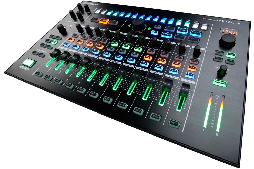 Roland【AIRA series】MX-1【Mix Performer】【送料無料】