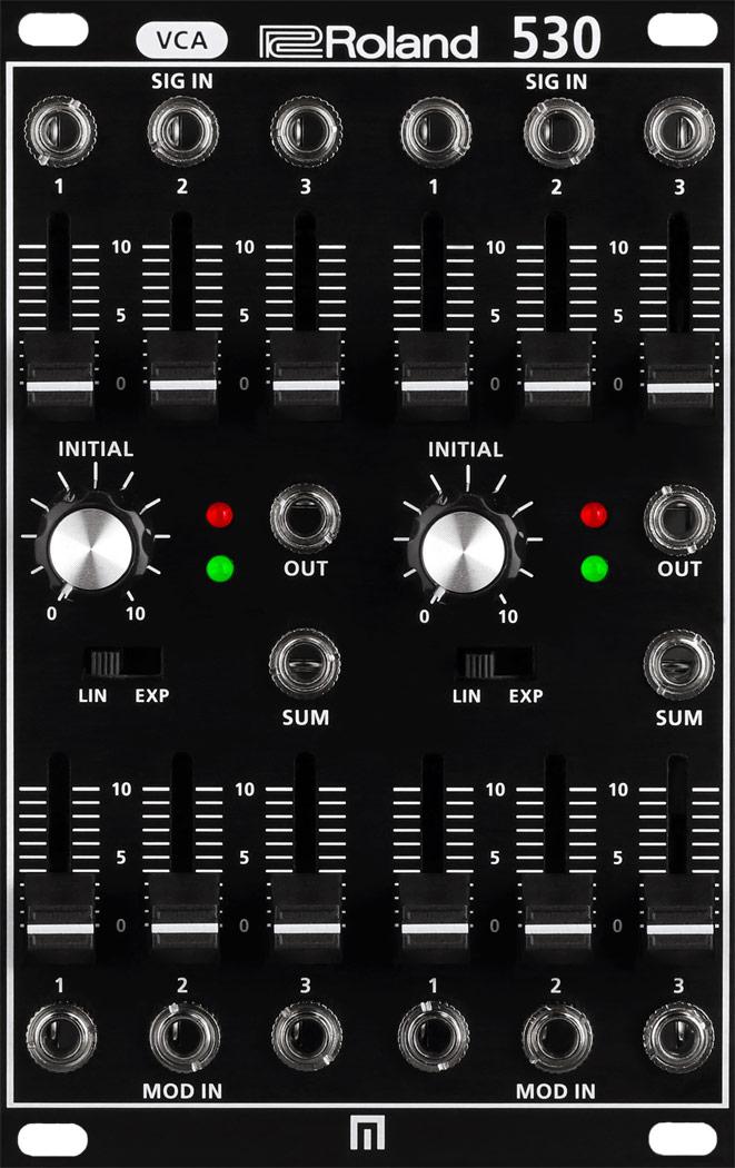 Roland 【AIRA series】SYSTEM-500 530Modular VCA【送料無料】