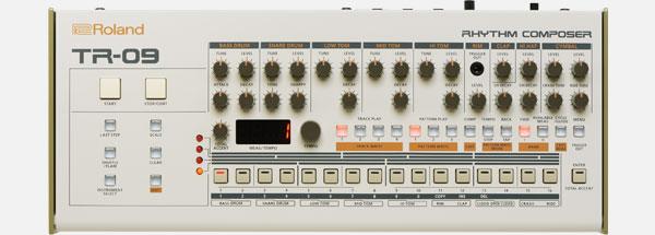 RolandTR-09【ローランド】【TR-909】【送料無料】