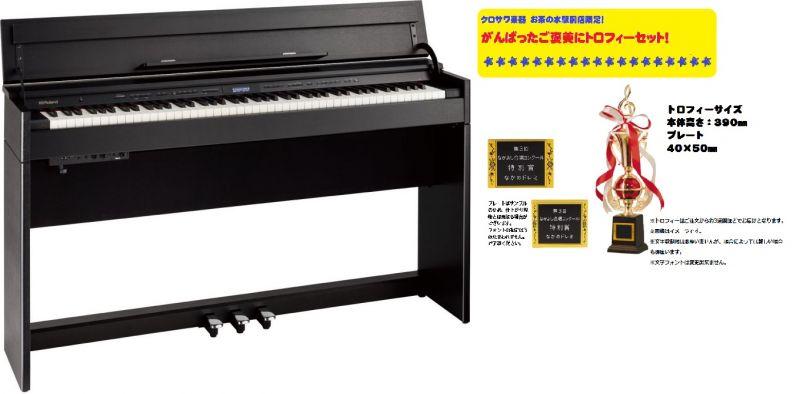 【高低自在椅子&ヘッドフォン付属】Roland ローランド DP603-CBS 黒木目調仕上げ【電子ピアノ・デジタルピアノ】【がんばったご褒美にトロフィーセット!】【送料無料】