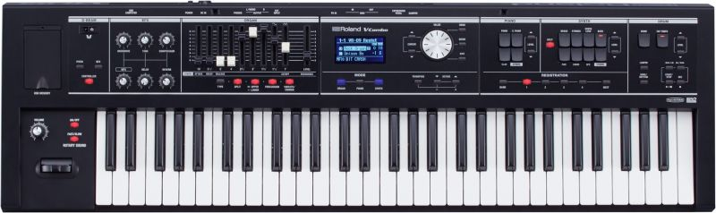 Roland ローランド V-Combo VR-09-B 【送料無料】