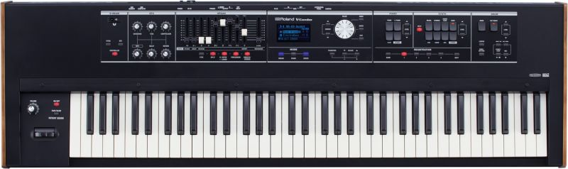 Roland ローランド V-Combo VR-730B 【送料無料】