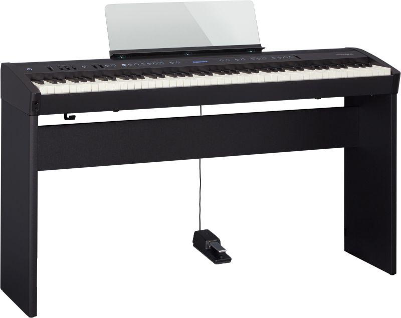 RolandFP-60 BK 専用スタンドセット【ブラック】【本体+KSC-72】【5月中旬以降入荷予定/予約受付中】【Digital Piano】《デジタルピアノ》【送料無料】